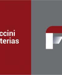 Faccini Baterias